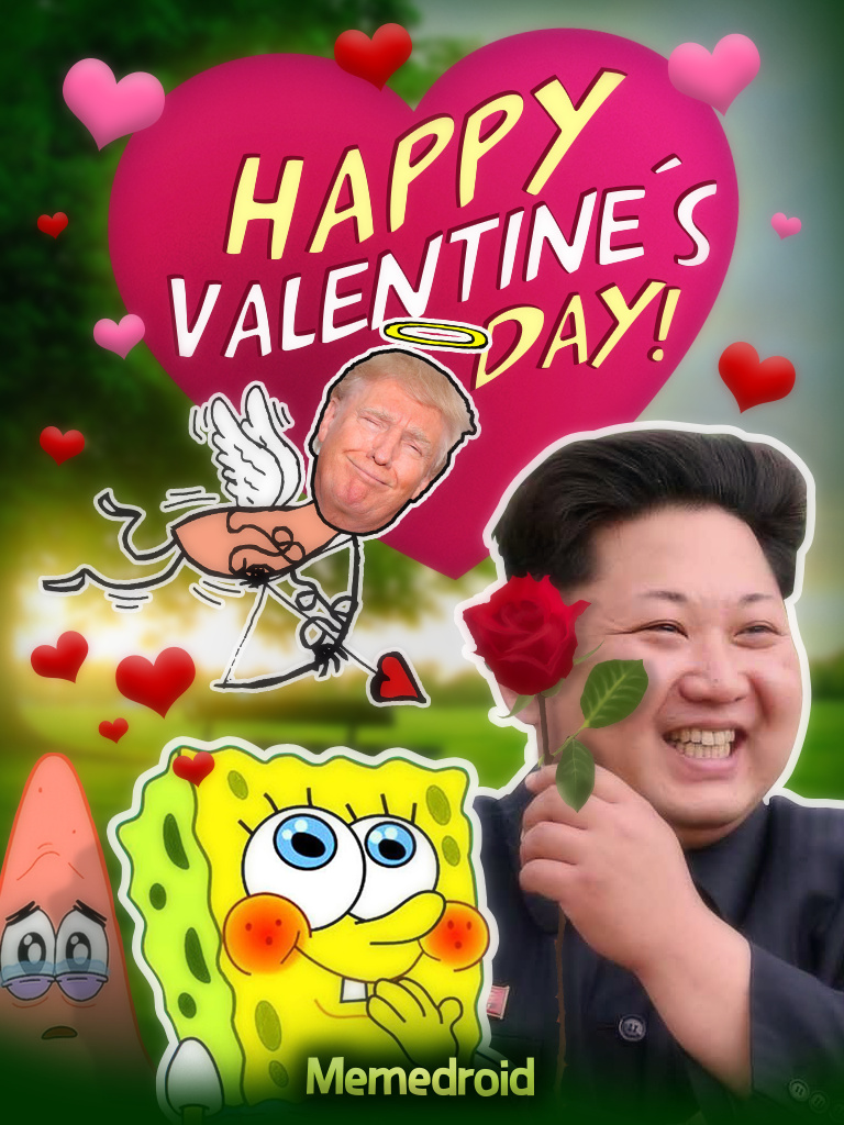 Happy Valentine's Day! - meme
