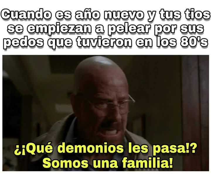 Familia - meme