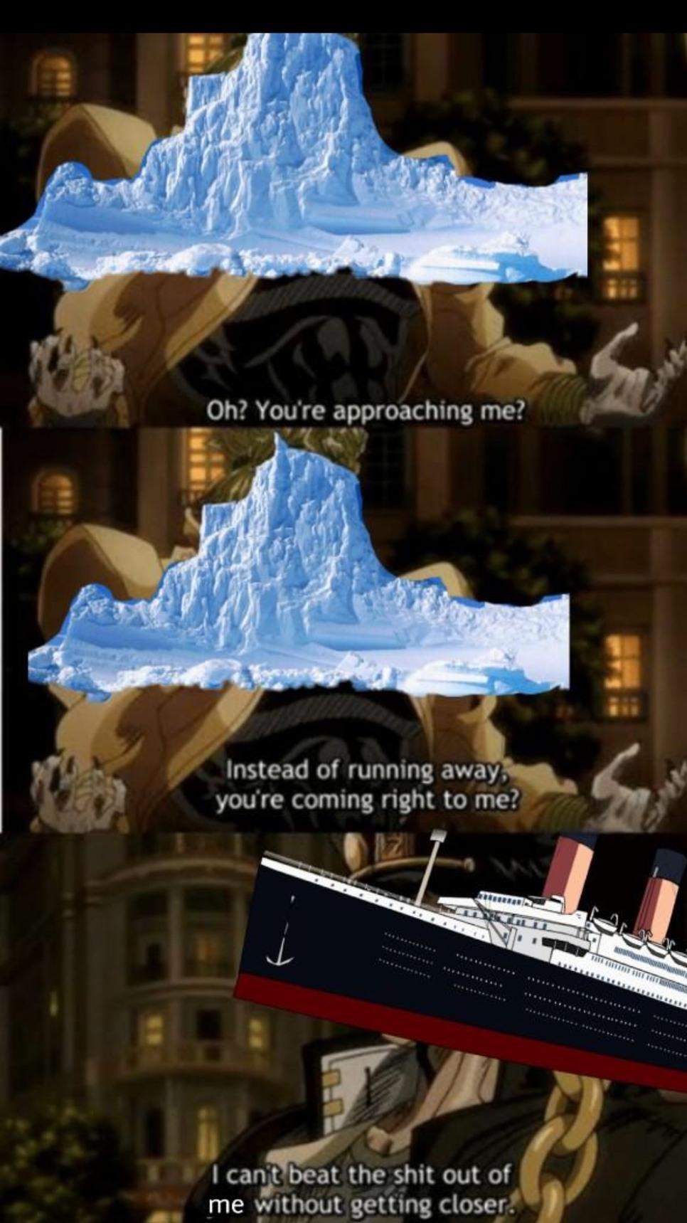 titanic 2022 - meme