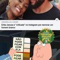 "Dos mesmos criadores do ""Racismo Reverso n existe """