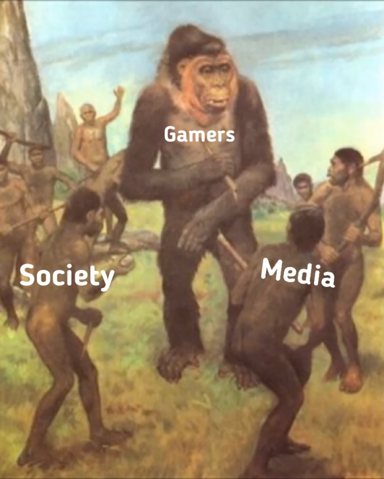 gamers - meme