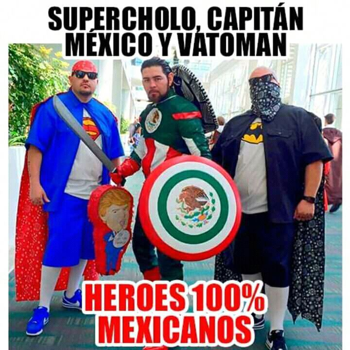 muy mexicano - meme