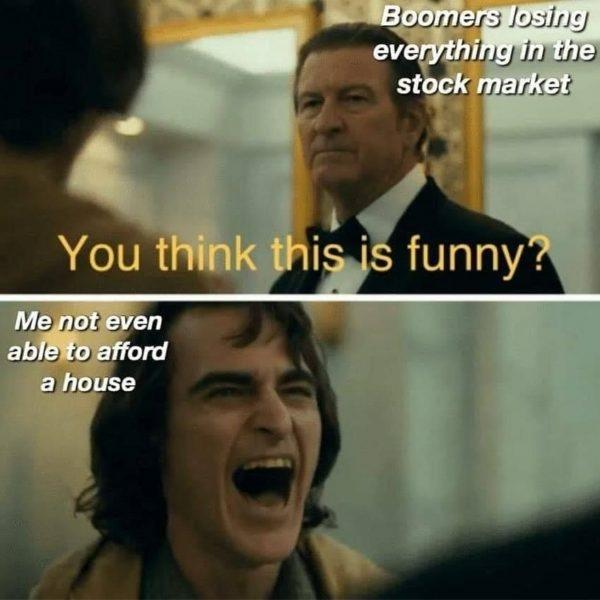 Bland title is bland - meme
