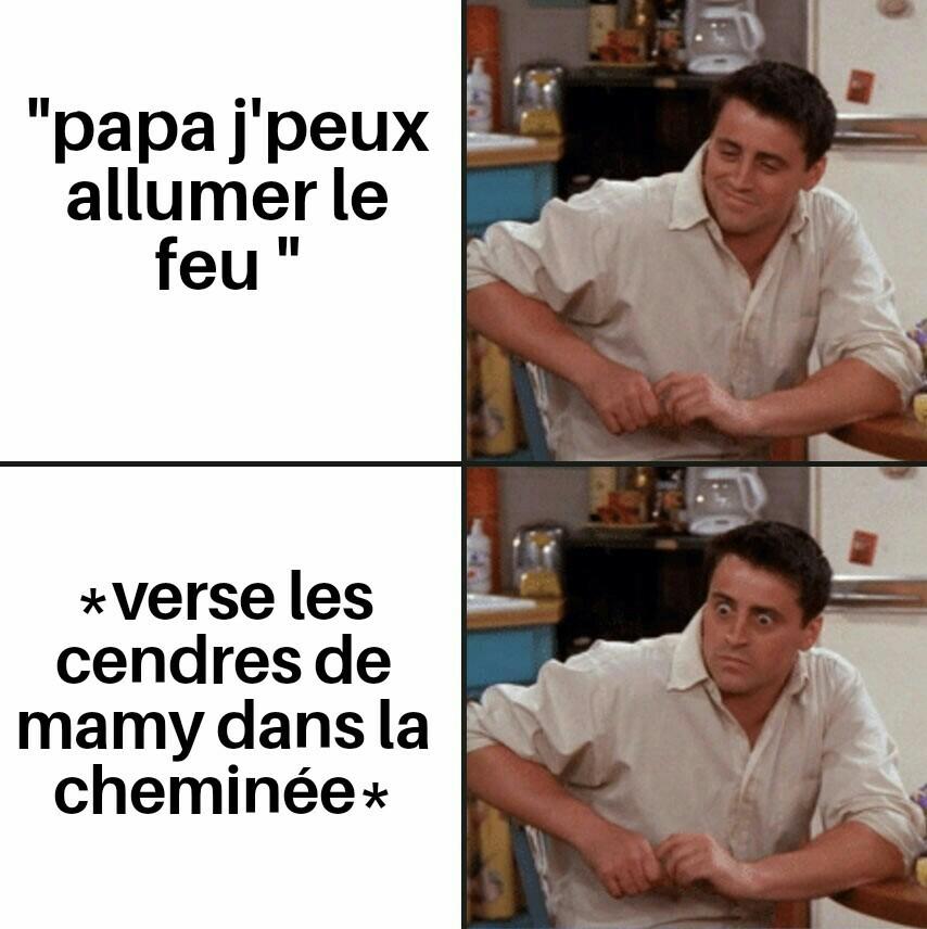Pov' mamy - meme