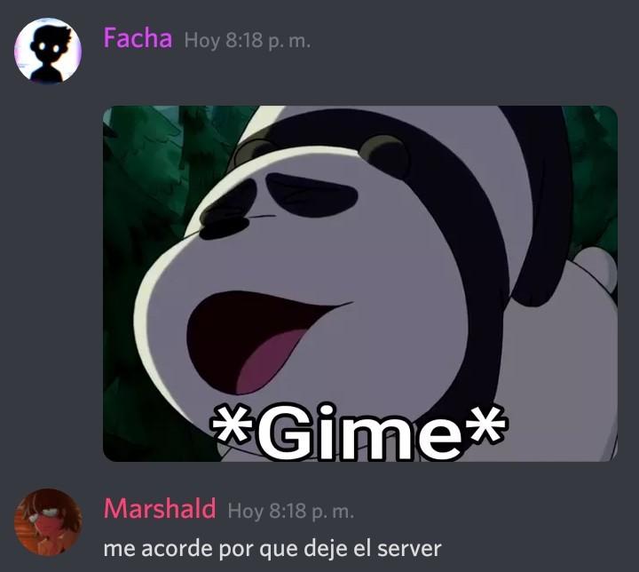 *gime* - meme