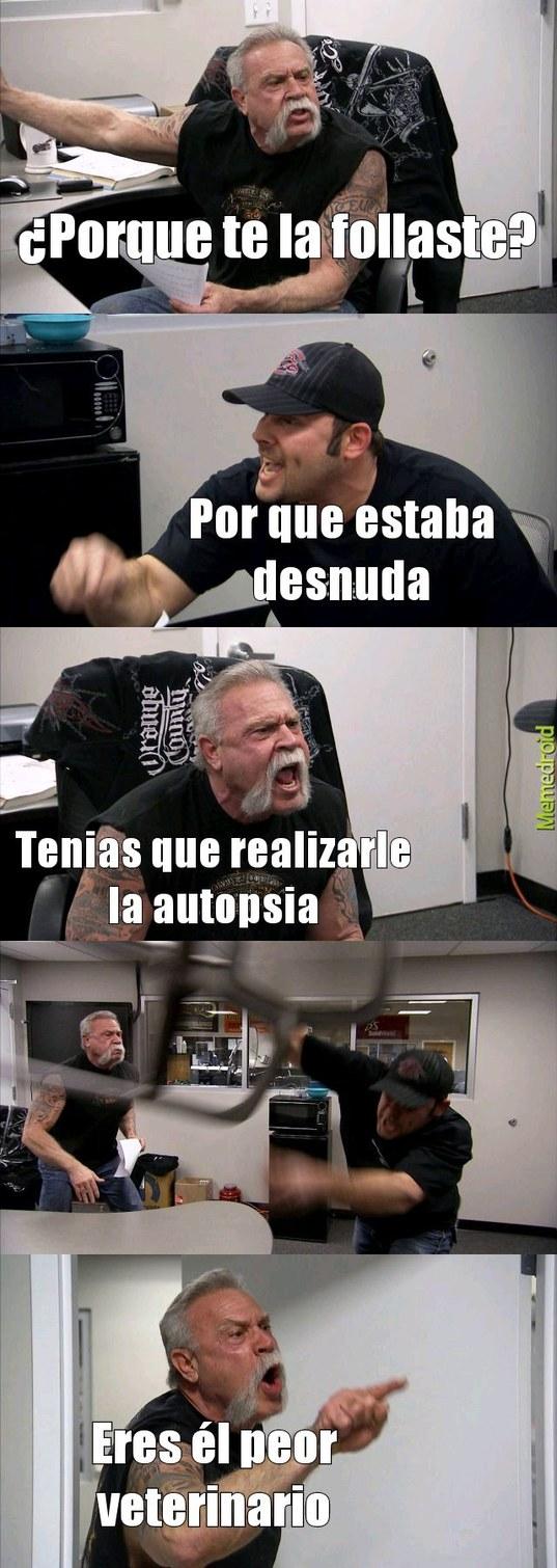 Muy turbio - meme