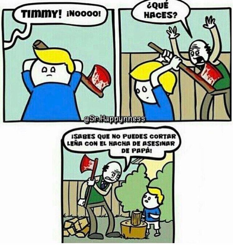 JAJAJAJA ste Jimmy - meme