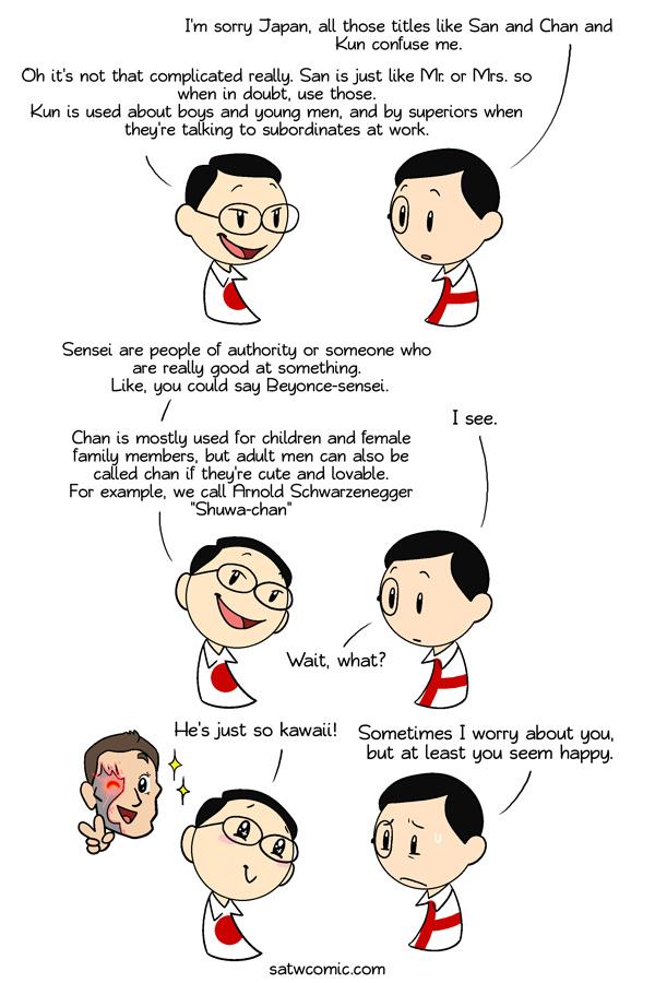 Finally an explanation - meme