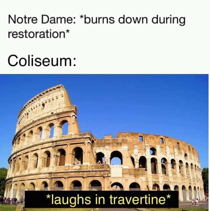 Coliseum - meme