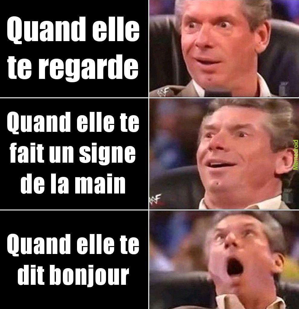 Meuf - meme