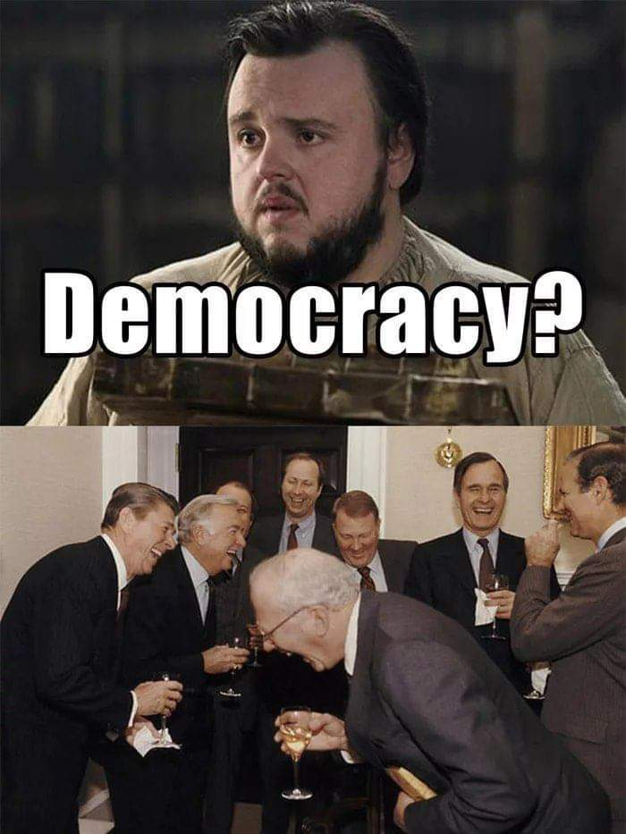Démocratie ? - meme