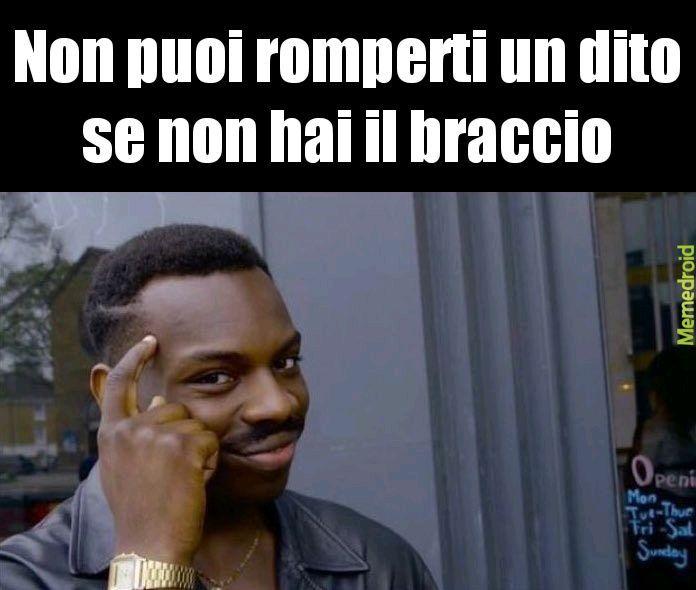 A genius - meme