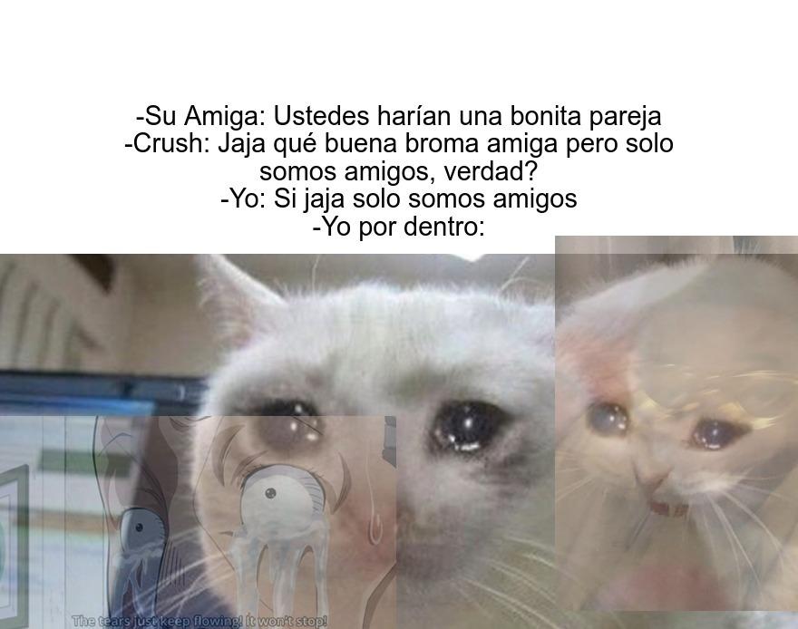 No amigo khe sad - meme