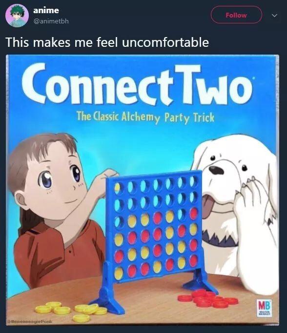 Full Metal Alchemist - meme