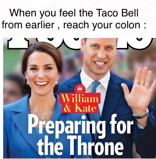 runs for the border - meme