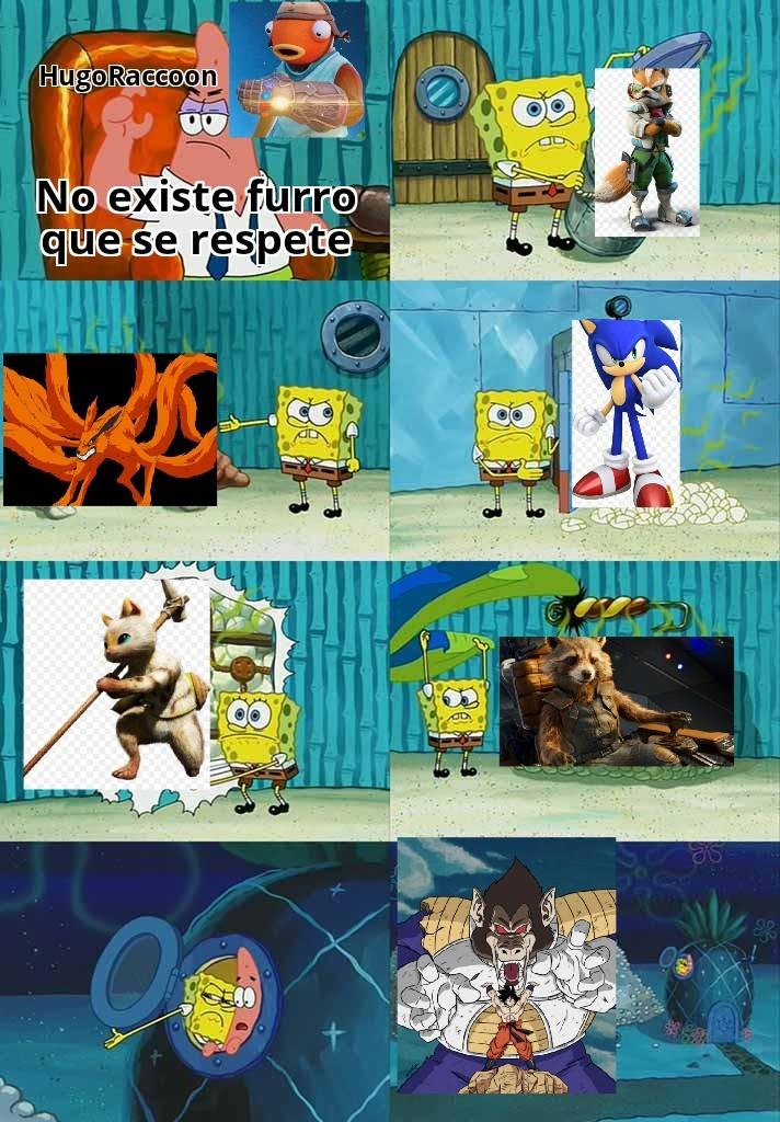 El resto no se respetan - meme