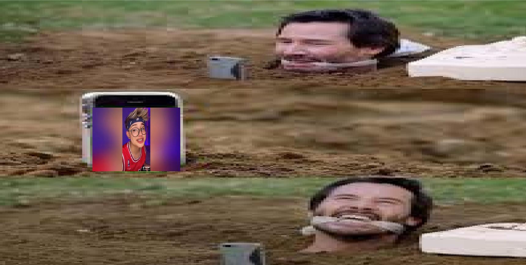 potentisimo el pixel art - meme
