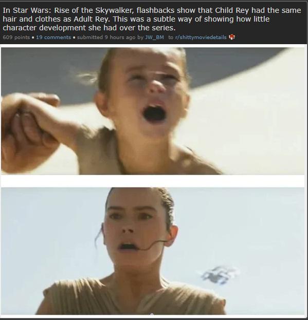 Poopy Rey - meme