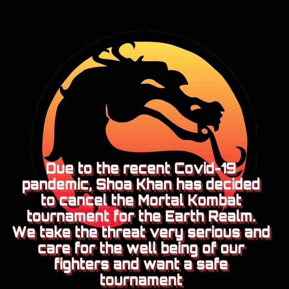 Mortal kombat 12 - meme