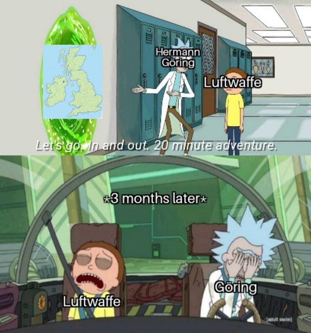 *laughs in radar* - meme