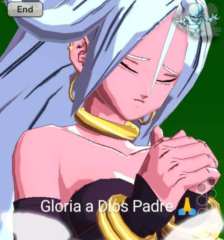 Gloria a dios - meme
