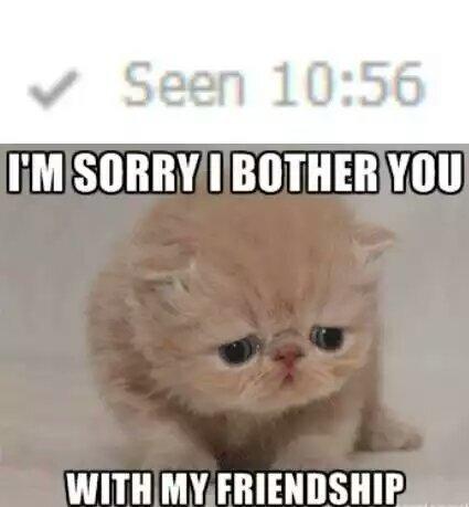 I hate when that happens - meme