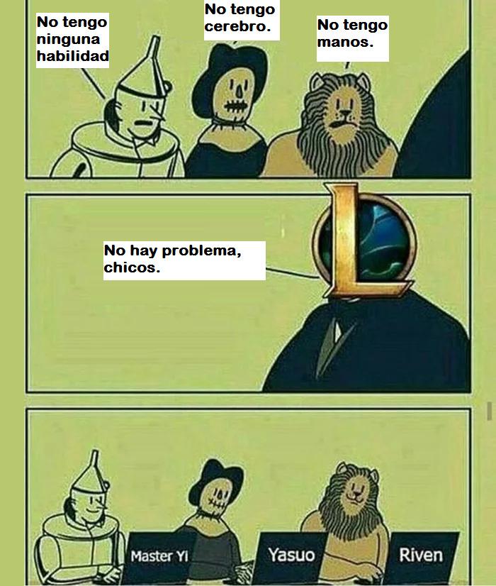 Loleros - meme