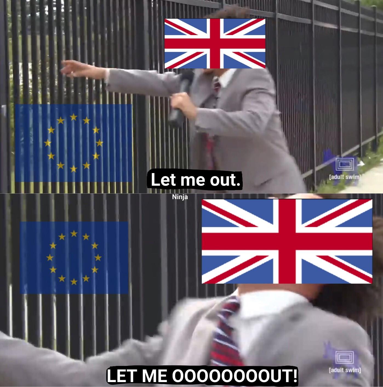 Brexit - meme