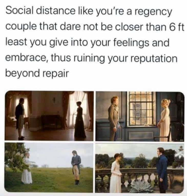 Mr. Darcy is a skank punkass bitch - meme