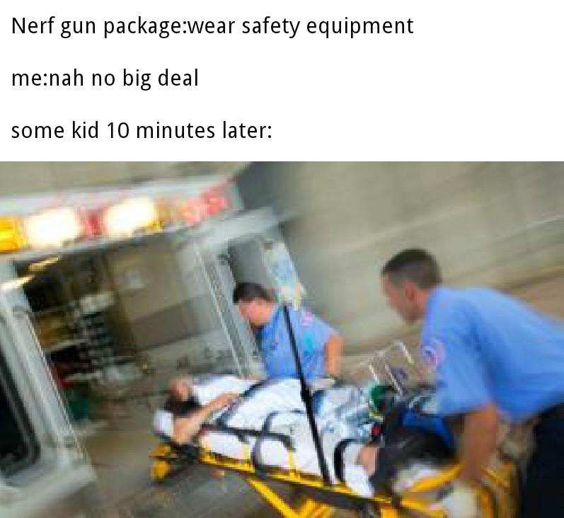 Ambulance - meme