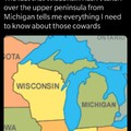 Man up Wisconsin