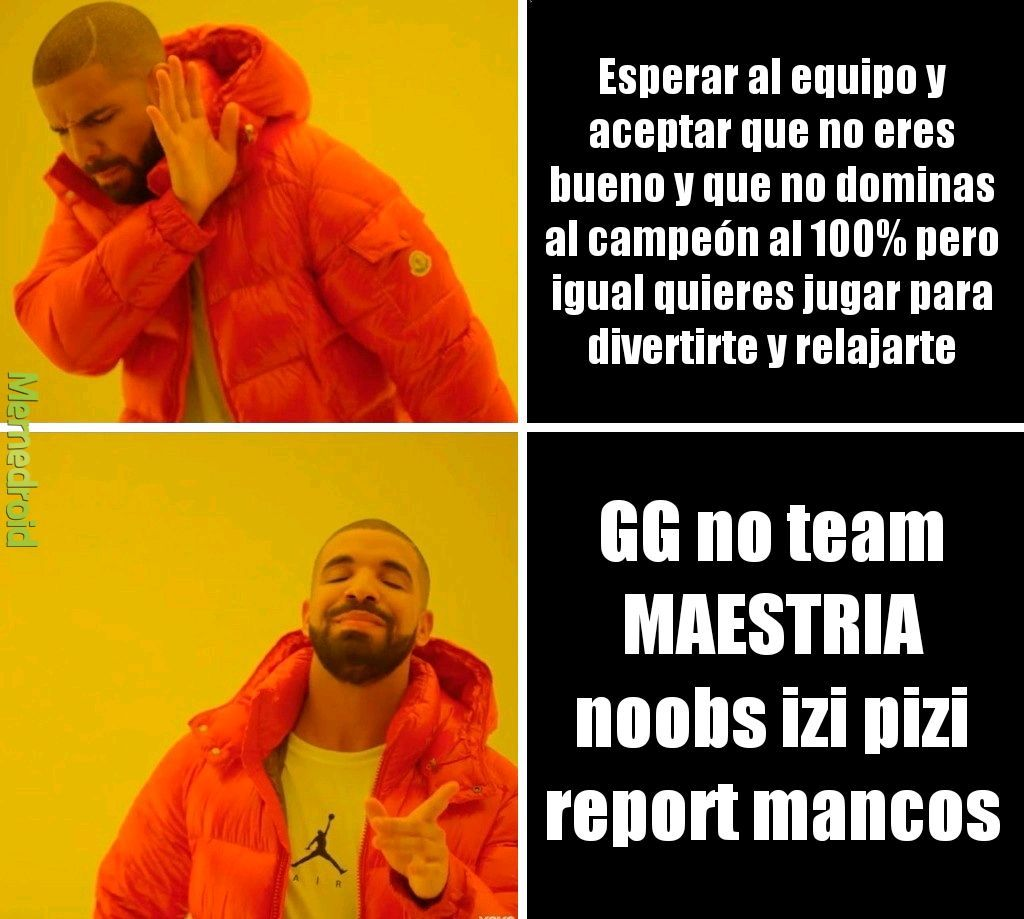 Los yassuos - meme