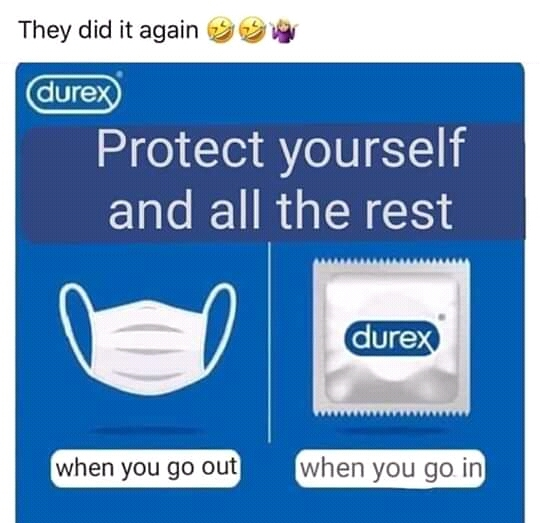 Protection - meme