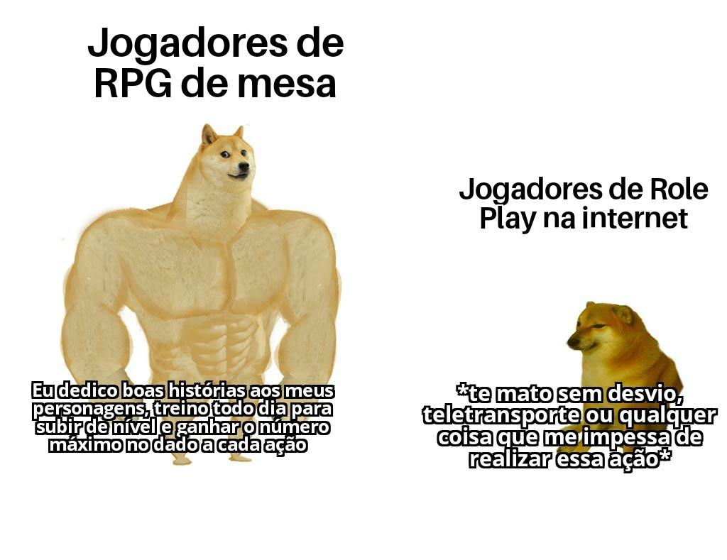 Use dados - meme