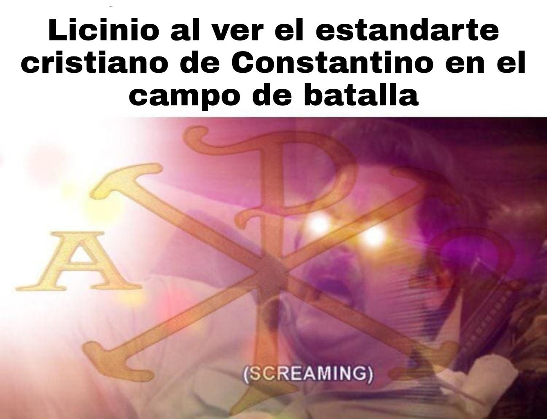 IN HOC SIGNO VINCES - meme