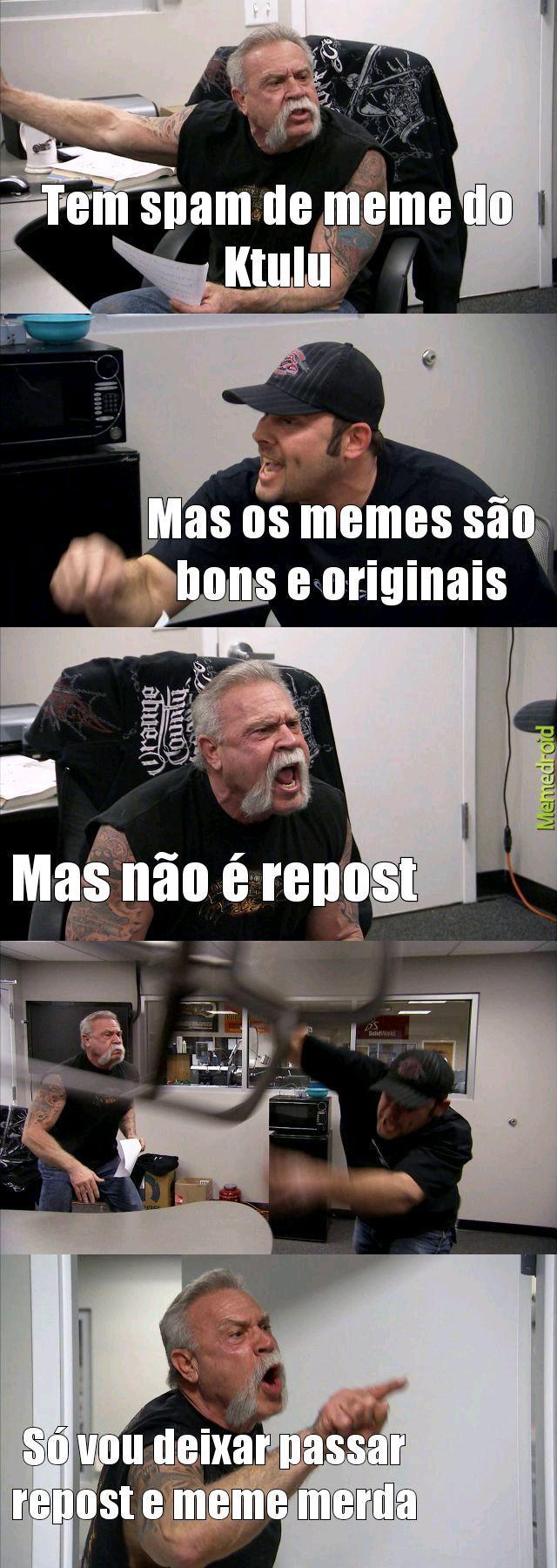Iä iä cthulhu fhtagn - meme