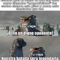 Batalla de titanes
