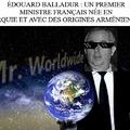 Édouard Balladur Président