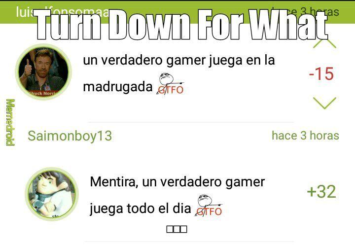 Turn Down For What EPICO xD - meme