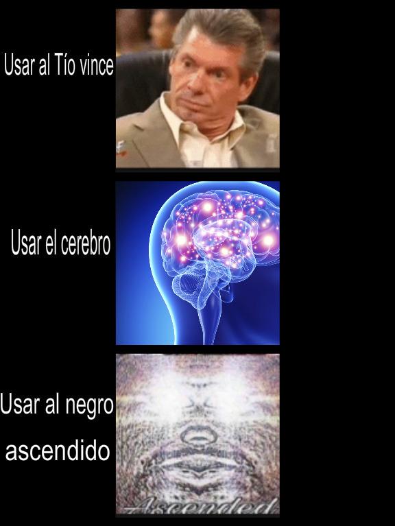 Ascended - meme