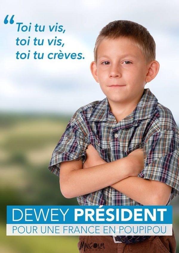 pour une France poupidou - meme