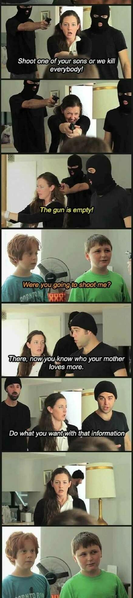 Good one mom - meme