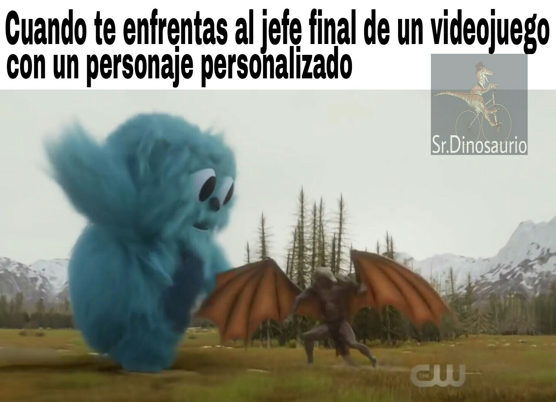 Final de Legendas del mañana temporada 3 - meme