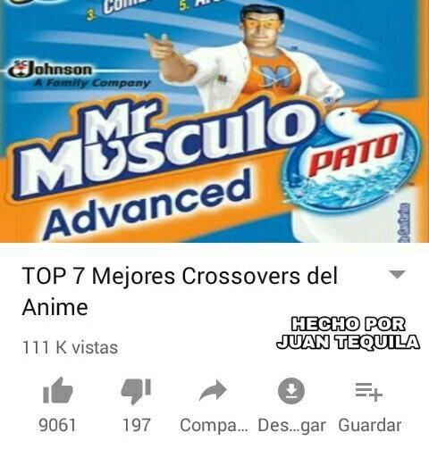 """""""Mr. Musculo"""" & """"Pato"""" adios grasosos :) - meme"""