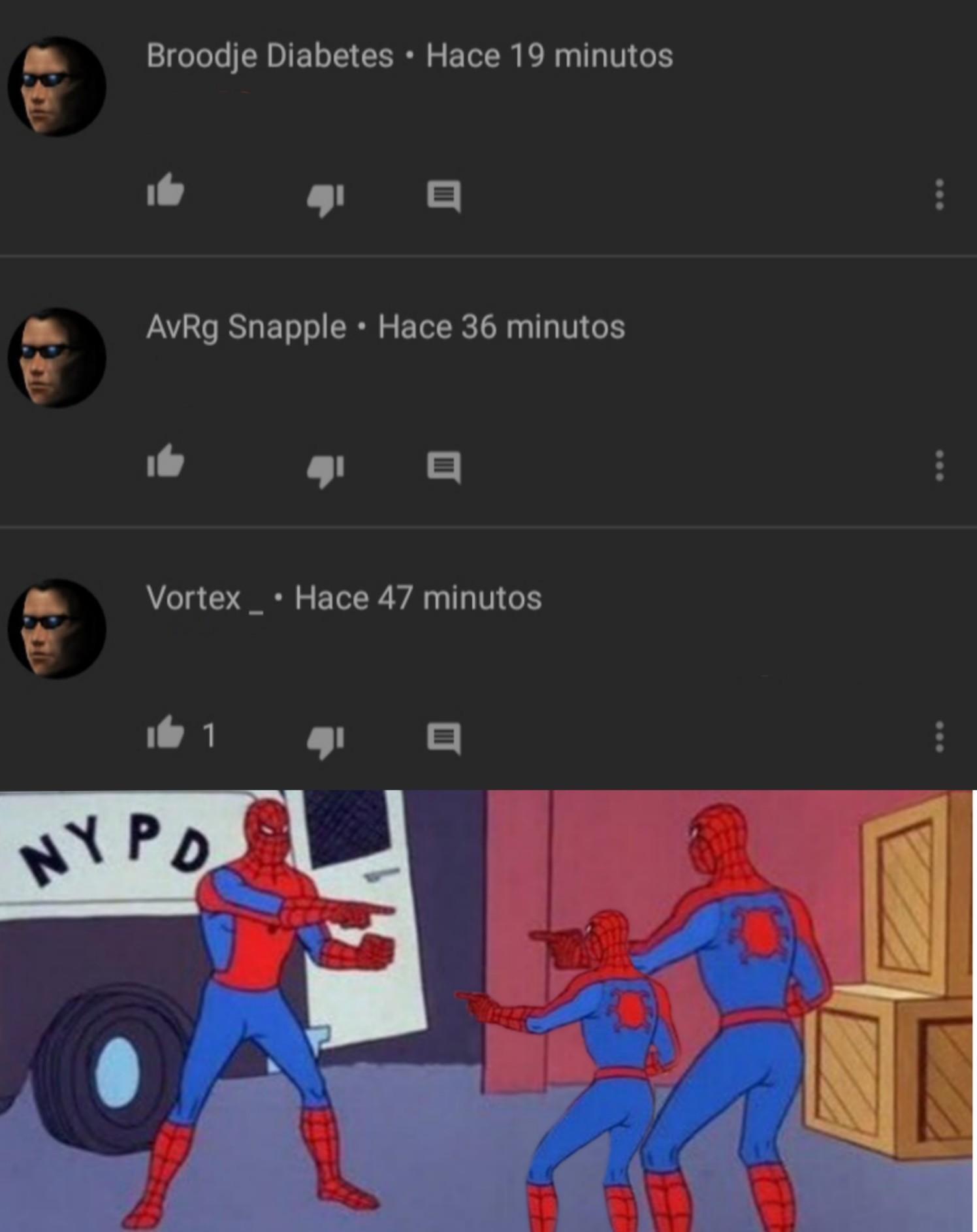 Introduce el título de tu meme