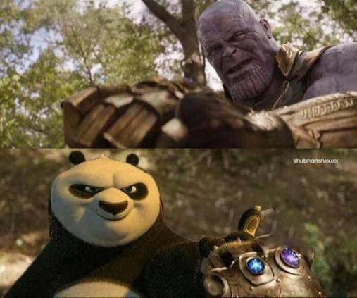 skadoosh - meme