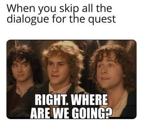 Where o where - meme