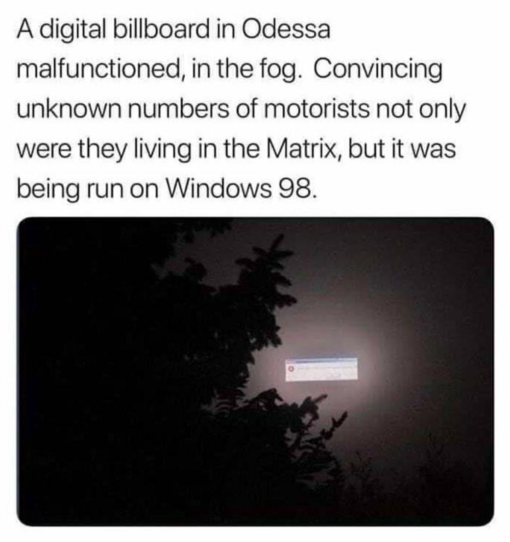 Error 69 - meme