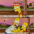 There's always next month