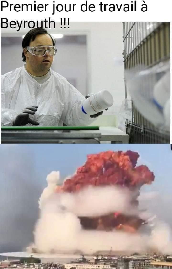 Liban - meme